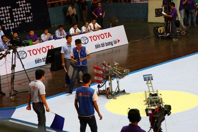 LH-NVN sẽ đại diện Việt Nam tranh tài Robocon Quốc tế  - ảnh 5
