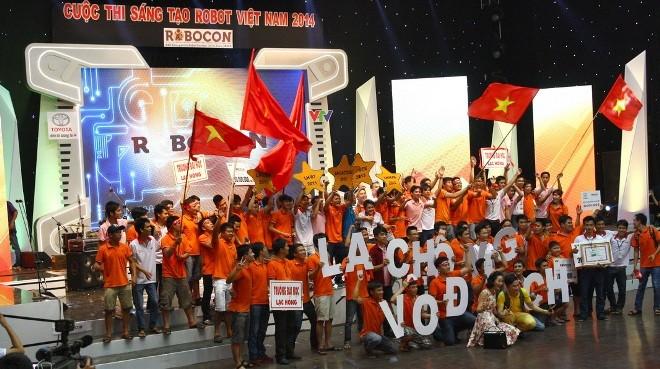 LH-NVN sẽ đại diện Việt Nam tranh tài Robocon Quốc tế  - ảnh 8