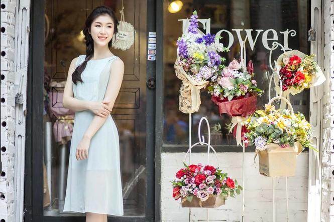 Từ Đức trở về dự thi Hoa hậu Việt Nam - ảnh 5