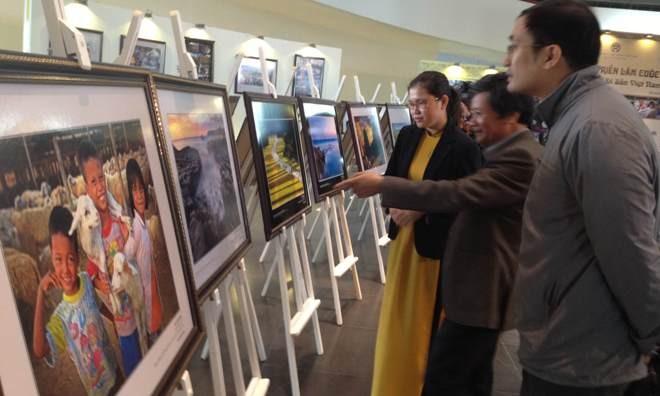 Trưng bày 100 bức ảnh di sản Việt Nam - ảnh 1