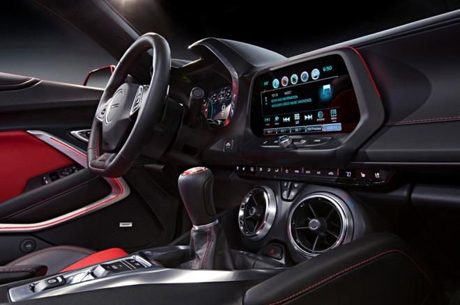 Xế hộp cơ bắp Chevrolet Camaro 2016 thay đổi những gì? - ảnh 3