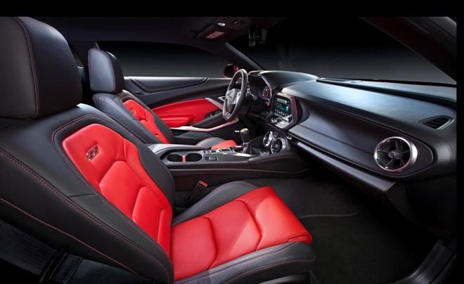 Xế hộp cơ bắp Chevrolet Camaro 2016 thay đổi những gì? - ảnh 5
