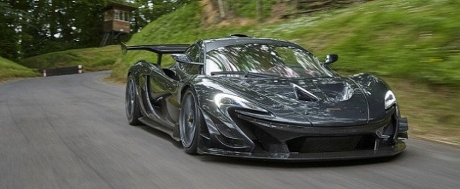 siêu xe McLaren P1 LM - ảnh 1