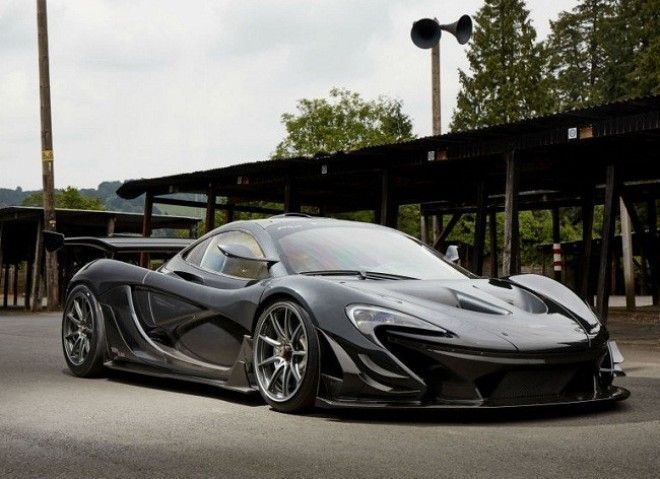siêu xe McLaren P1 LM - ảnh 3