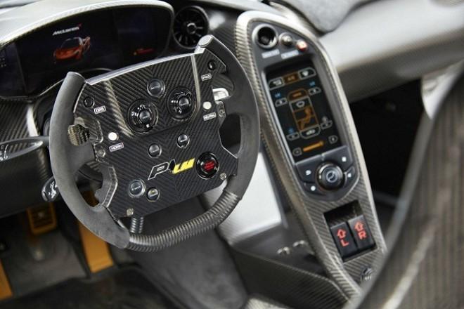 siêu xe McLaren P1 LM - ảnh 5