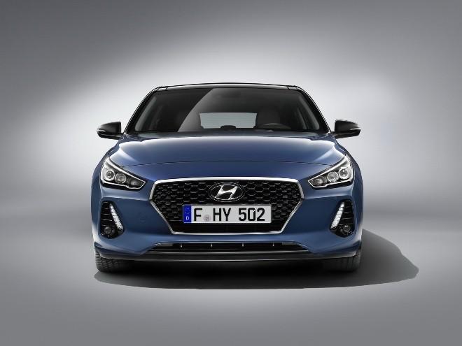 Hyundai i30 mới: Xe Hàn mang chất Audi - ảnh 1