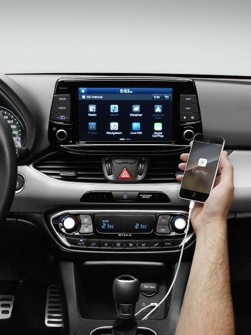 Hyundai i30 mới: Xe Hàn mang chất Audi - ảnh 4