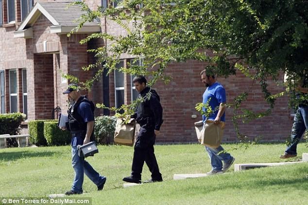 Tiết lộ rúng động về âm mưu vụ bắn tỉa cảnh sát Mỹ - ảnh 1