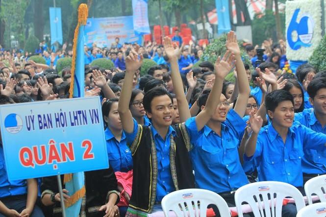 TPHCM tuyên dương 60 thủ lĩnh thanh niên tiêu biểu - ảnh 3