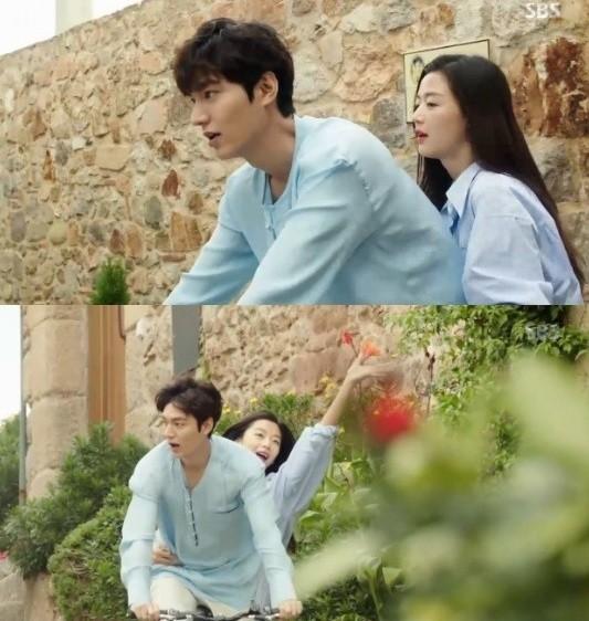 10 cặp đôi 'thống lĩnh' màn ảnh Hàn năm 2016 - ảnh 13