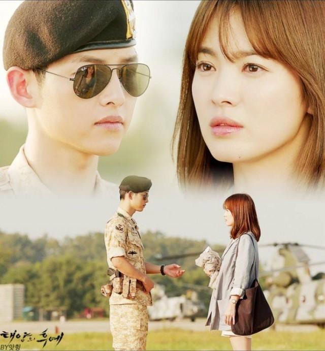 10 cặp đôi 'thống lĩnh' màn ảnh Hàn năm 2016 - ảnh 1