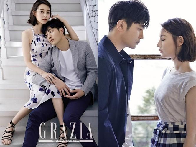 10 cặp đôi 'thống lĩnh' màn ảnh Hàn năm 2016 - ảnh 4