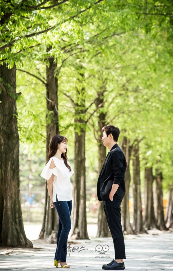 10 cặp đôi 'thống lĩnh' màn ảnh Hàn năm 2016 - ảnh 12