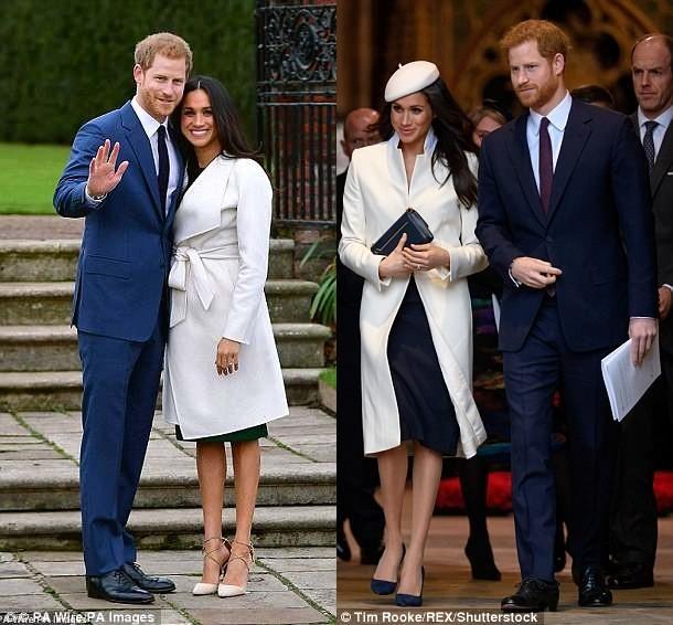 Nữ diễn viên Meghan Markle bị chỉ trích vì lấy Hoàng tử Harry vì tiền? - ảnh 2