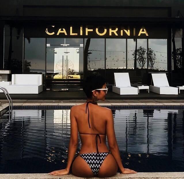 H'hen Niê khoe thể hình nóng bỏng với bikini  - ảnh 10