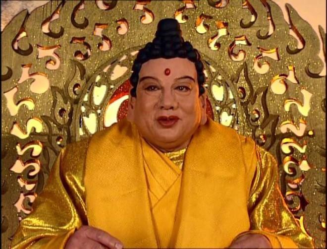 Cuộc sống tuổi già viên mãn của 'Phật Tổ Như Lai' - 'Tây Du ký' 1986 - ảnh 1