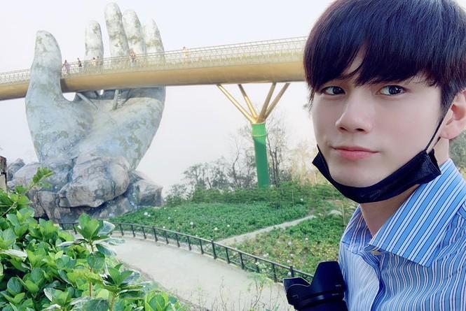Loạt sao Hàn đến Việt Nam nghỉ Tết Nguyên đán - ảnh 5