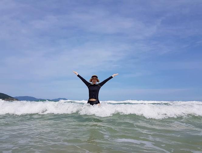 Loạt sao Hàn đến Việt Nam nghỉ Tết Nguyên đán - ảnh 7