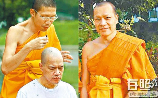 Sau nhiều trắc trở cuộc đời, diễn viên 'Anh hùng xạ điêu' đi tu ở Thái Lan - ảnh 3