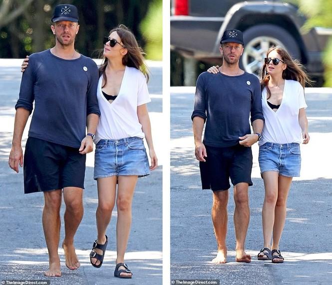 'Bạn gái Iron Man' hôn đắm đuối chồng, đi nghỉ cùng người cũ - ảnh 10