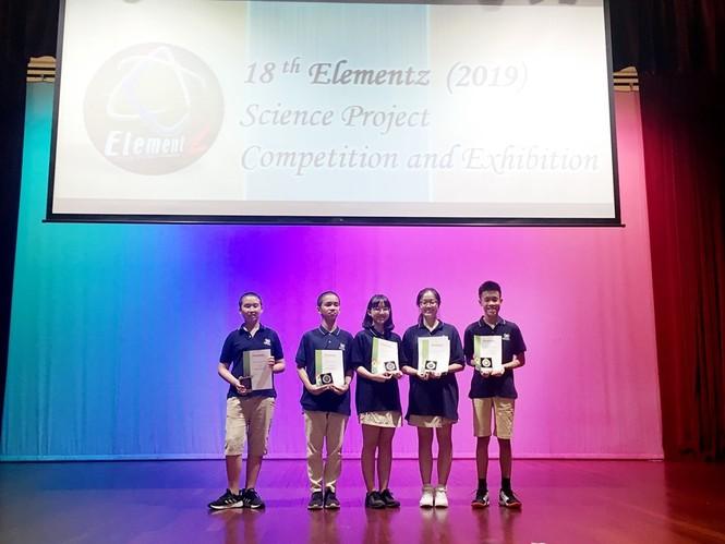 Học sinh Việt Nam 'thắng lớn' tại cuộc thi nghiên cứu khoa học quốc tế - ảnh 1