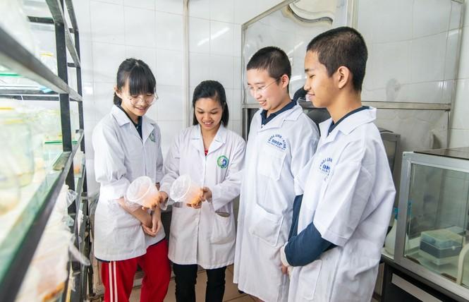 Học sinh Việt Nam 'thắng lớn' tại cuộc thi nghiên cứu khoa học quốc tế - ảnh 4
