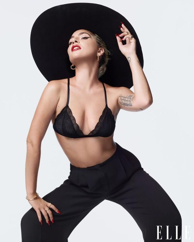Lady Gaga trải lòng về 'nỗi đau' khi nhận tượng vàng Oscar - ảnh 2