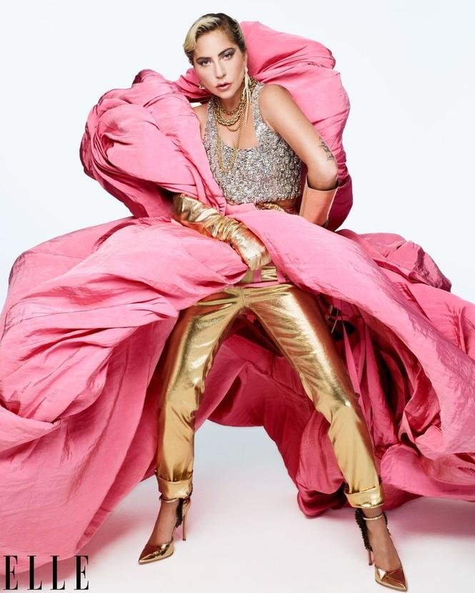 Lady Gaga trải lòng về 'nỗi đau' khi nhận tượng vàng Oscar - ảnh 4