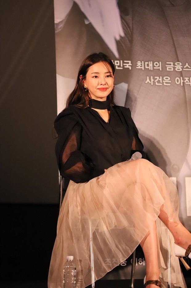 'Hoa hậu Hàn đẹp nhất thế giới' gây tranh cãi với váy xuyên thấu lộ phần dưới phản cảm - ảnh 2