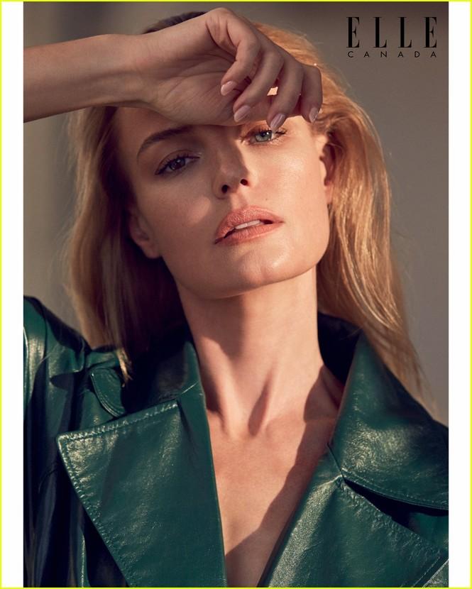 Mỹ nhân Kate Bosworth phanh áo khoe ngực trần trên bìa tạp chí - ảnh 4