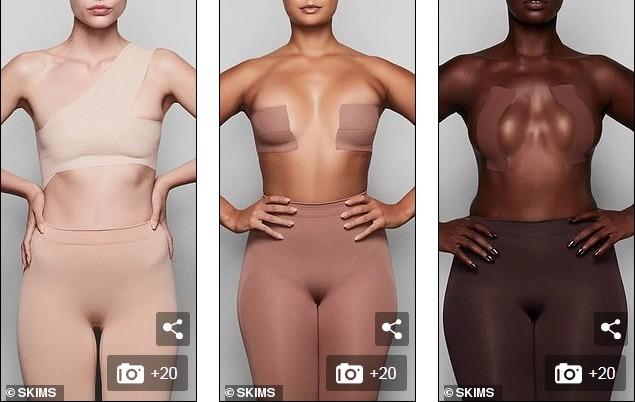 Kim Kardashian cởi áo chỉ cách 'thả rông' nóng bỏng nhất gây sốc - ảnh 10