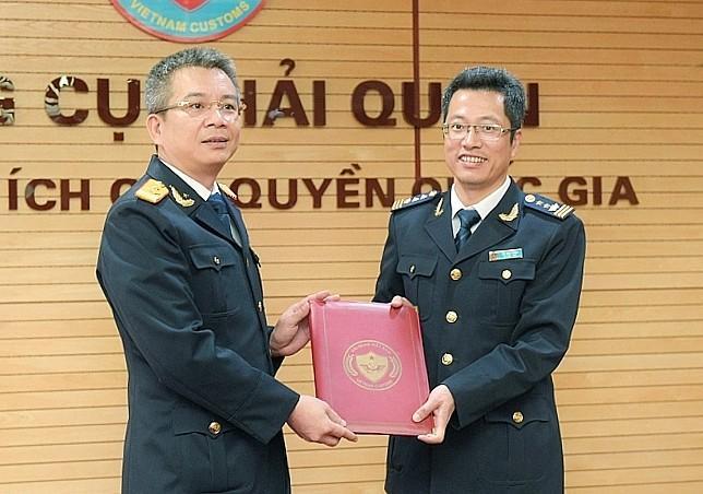 Nhân sự mới Bộ Ngoại giao, Tổng cục Hải quan - ảnh 1