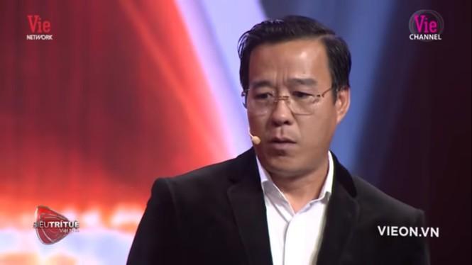 Bất ngờ màn trình diễn hơn 8 tỷ đồng của 'vua cá koi' ở 'Siêu trí tuệ Việt Nam' - ảnh 1