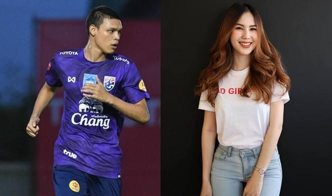 Ngắm dàn WAGs xinh đẹp của tuyển Thái Lan trước trận quyết đấu với Việt Nam - ảnh 4