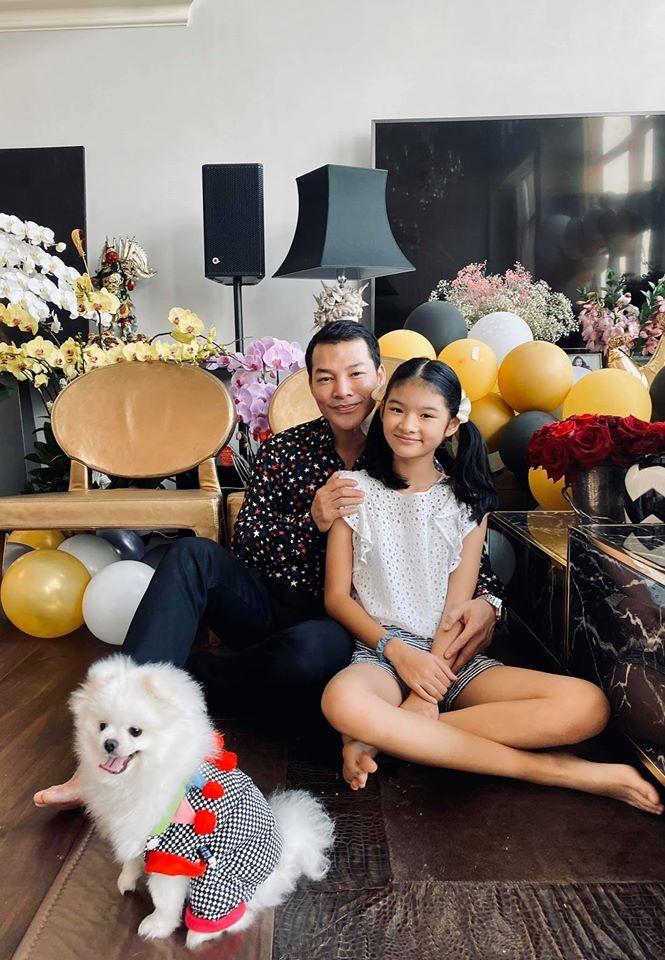 Con gái Trần Bảo Sơn và Trương Ngọc Ánh cao nổi bật, lộ nét hoa hậu ở tuổi 11 - ảnh 6