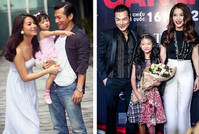 Con gái Trần Bảo Sơn và Trương Ngọc Ánh cao nổi bật, lộ nét hoa hậu ở tuổi 11 - ảnh 5