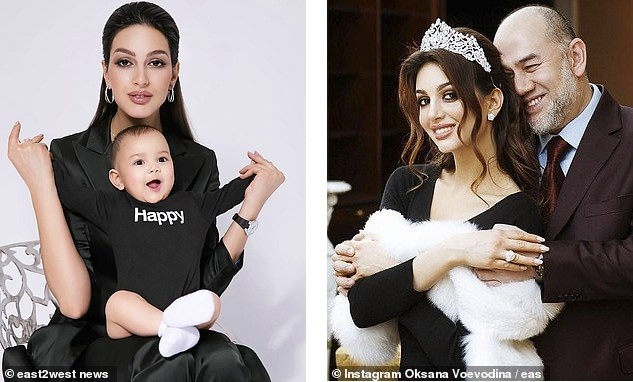 Hoa hậu Moscow cầu cứu cảnh sát vì tính mạng con trai bị đe doạ - ảnh 1