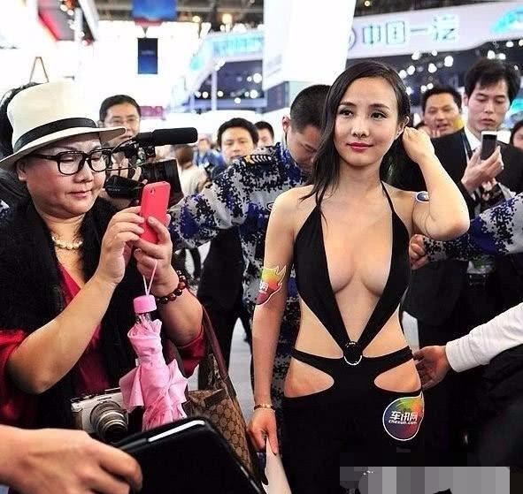 'Đệ nhất khoe thân Trung Quốc' Can Lộ Lộ giờ ra sao? - ảnh 6