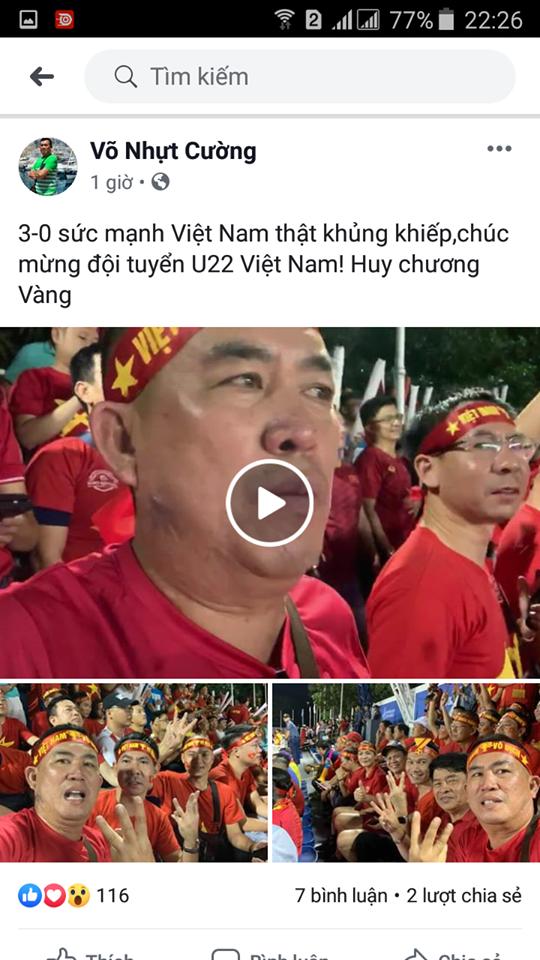 Phát 'sốt' với muôn kiểu ăn mừng Việt Nam vô địch bóng đá SEA Games của sao Việt - ảnh 10