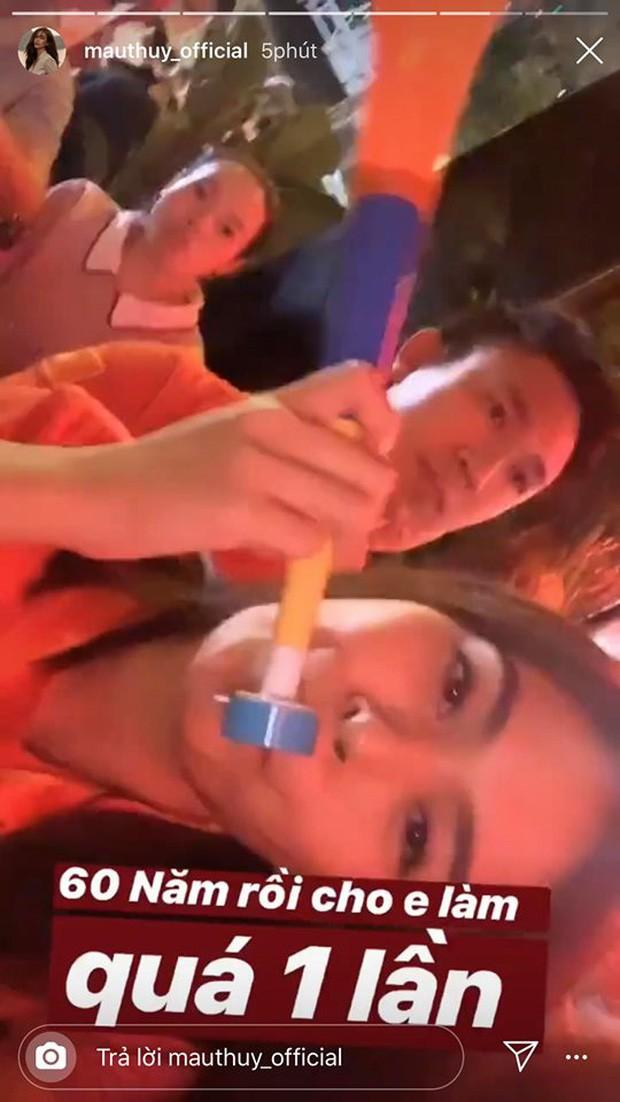 Phát 'sốt' với muôn kiểu ăn mừng Việt Nam vô địch bóng đá SEA Games của sao Việt - ảnh 9