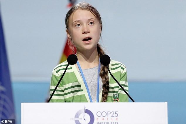 'Chiến binh khí hậu' 16 tuổi được Time chọn là Nhân vật của năm  - ảnh 3