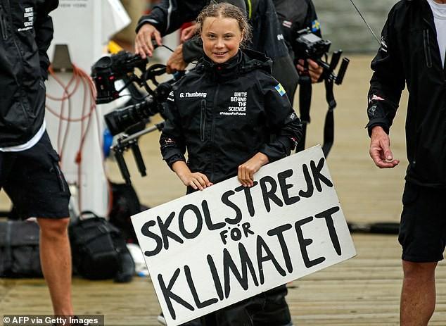 'Chiến binh khí hậu' 16 tuổi được Time chọn là Nhân vật của năm  - ảnh 2