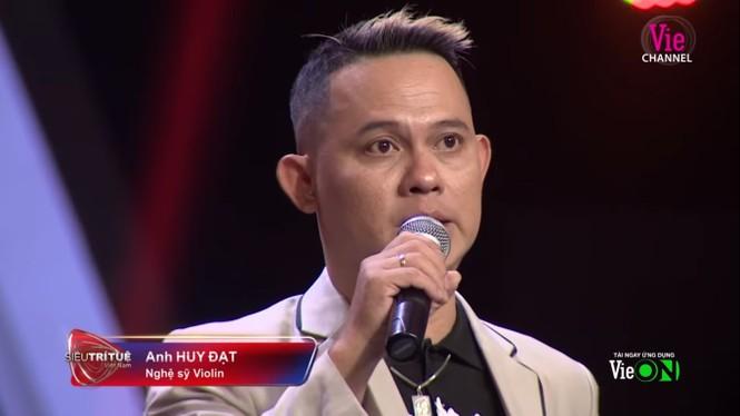 Nghe đàn đoán giới tính, anh trai Khánh Thi khiến MC Lại Văn Sâm kinh ngạc - ảnh 7