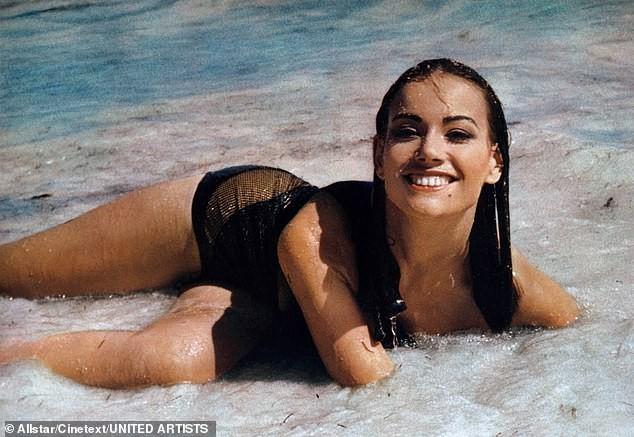 Bond girl người Pháp đầu tiên qua đời ở tuổi 78 - ảnh 2