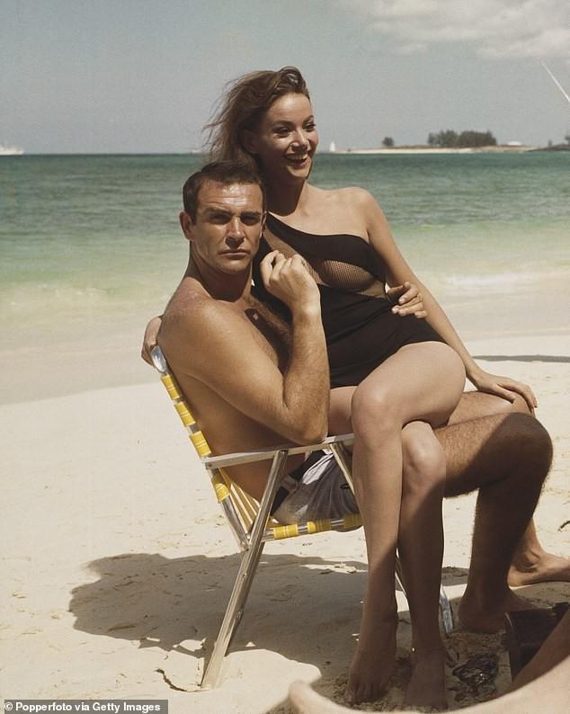 Bond girl người Pháp đầu tiên qua đời ở tuổi 78 - ảnh 3
