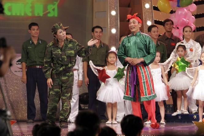 Hình ảnh MC Lại Văn Sâm và Hoàng Linh ở 'Chúng tôi là chiến sĩ' 13 năm trước - ảnh 10