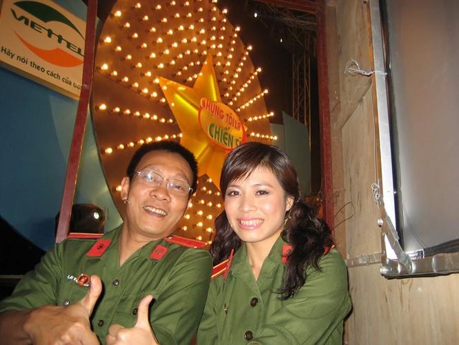 Hình ảnh MC Lại Văn Sâm và Hoàng Linh ở 'Chúng tôi là chiến sĩ' 13 năm trước - ảnh 12