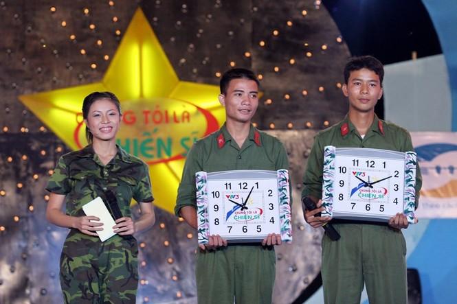 Hình ảnh MC Lại Văn Sâm và Hoàng Linh ở 'Chúng tôi là chiến sĩ' 13 năm trước - ảnh 13