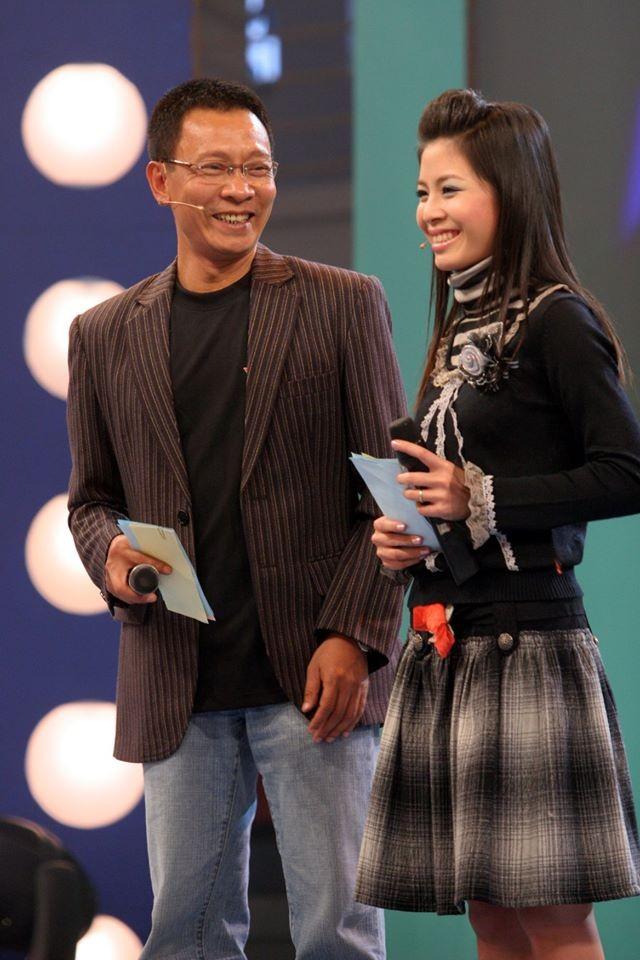 Hình ảnh MC Lại Văn Sâm và Hoàng Linh ở 'Chúng tôi là chiến sĩ' 13 năm trước - ảnh 4
