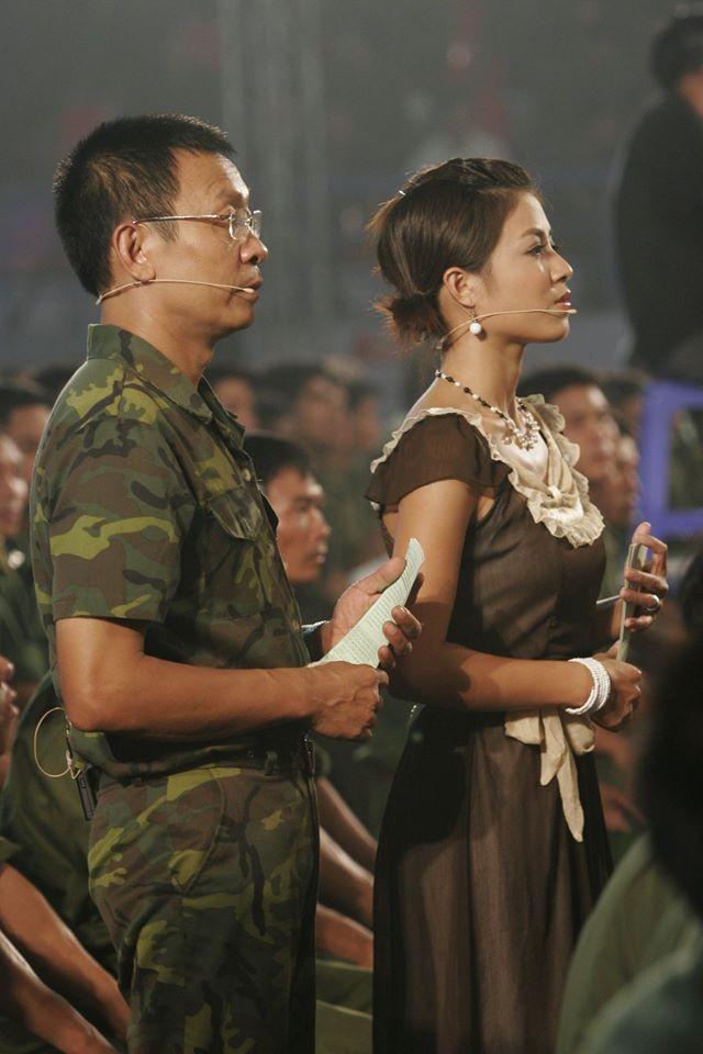 Hình ảnh MC Lại Văn Sâm và Hoàng Linh ở 'Chúng tôi là chiến sĩ' 13 năm trước - ảnh 6